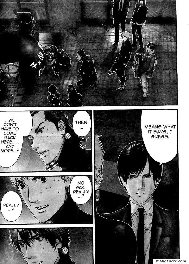 Gantz 296 Page 3