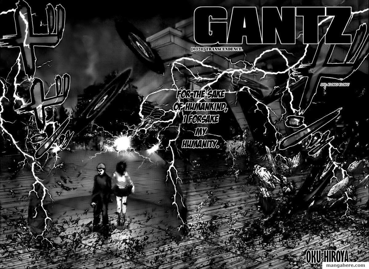 Gantz 328 Page 3