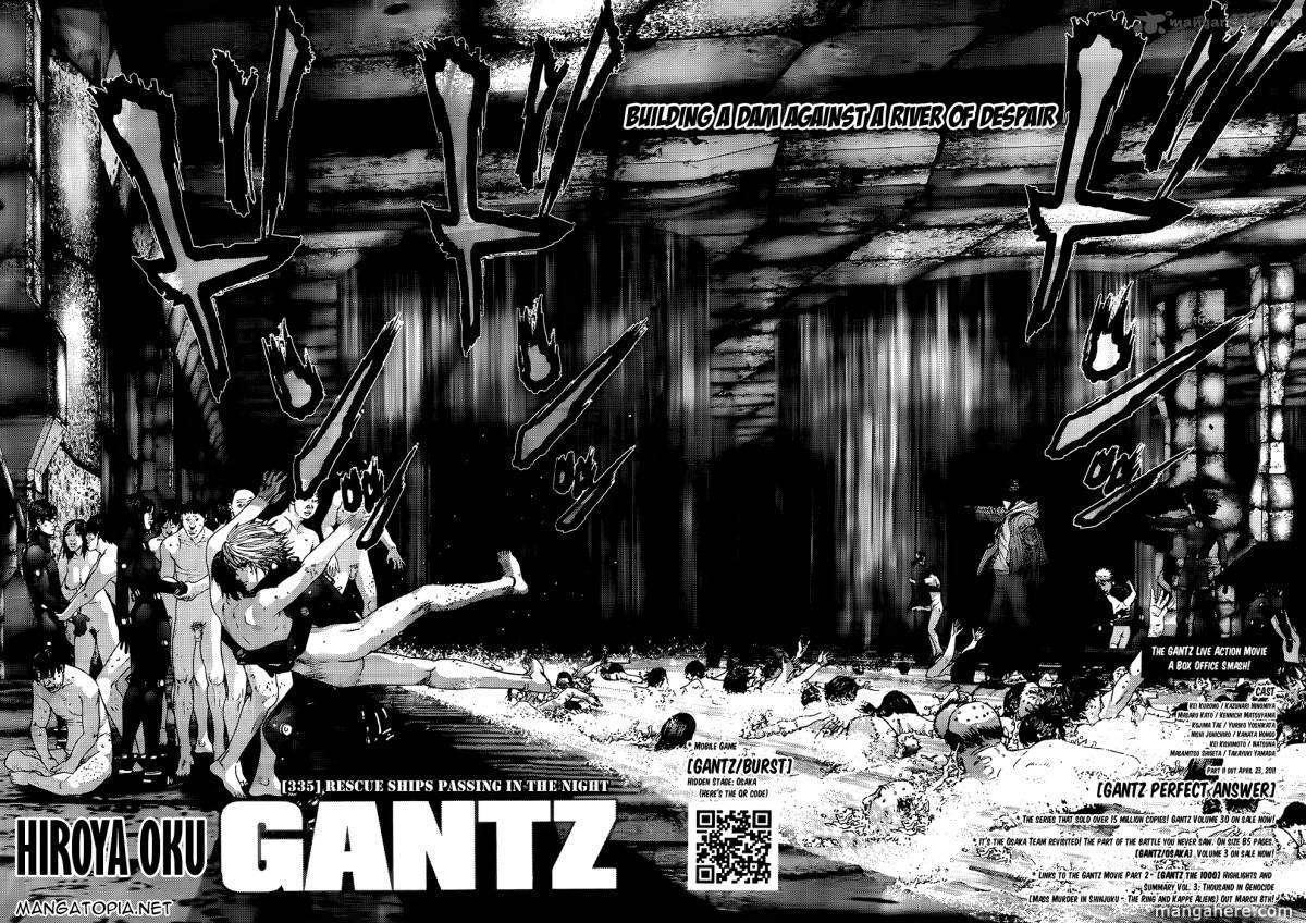 Gantz 335 Page 3