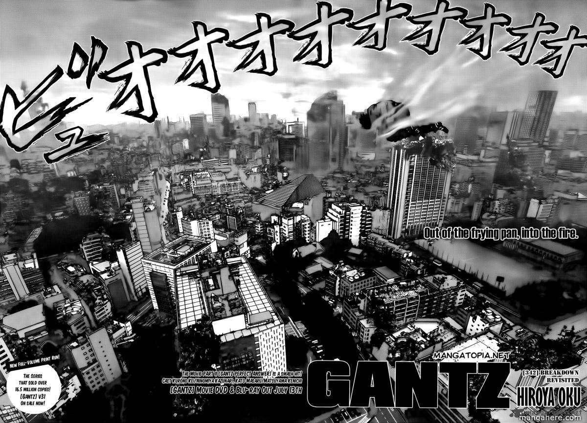 Gantz 342 Page 2