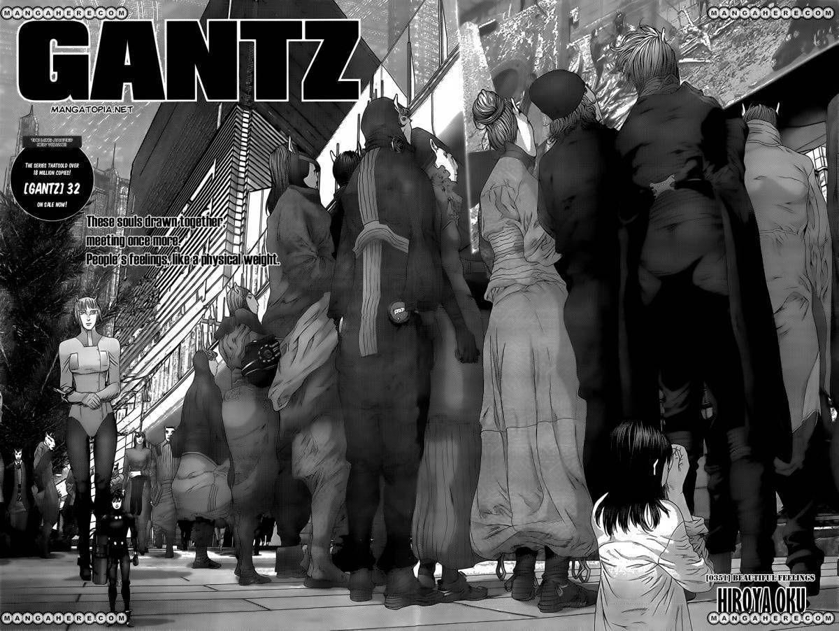 Gantz 351 Page 3