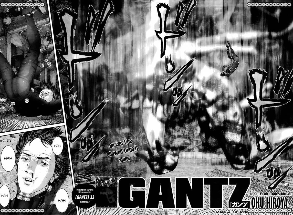 Gantz 356 Page 2