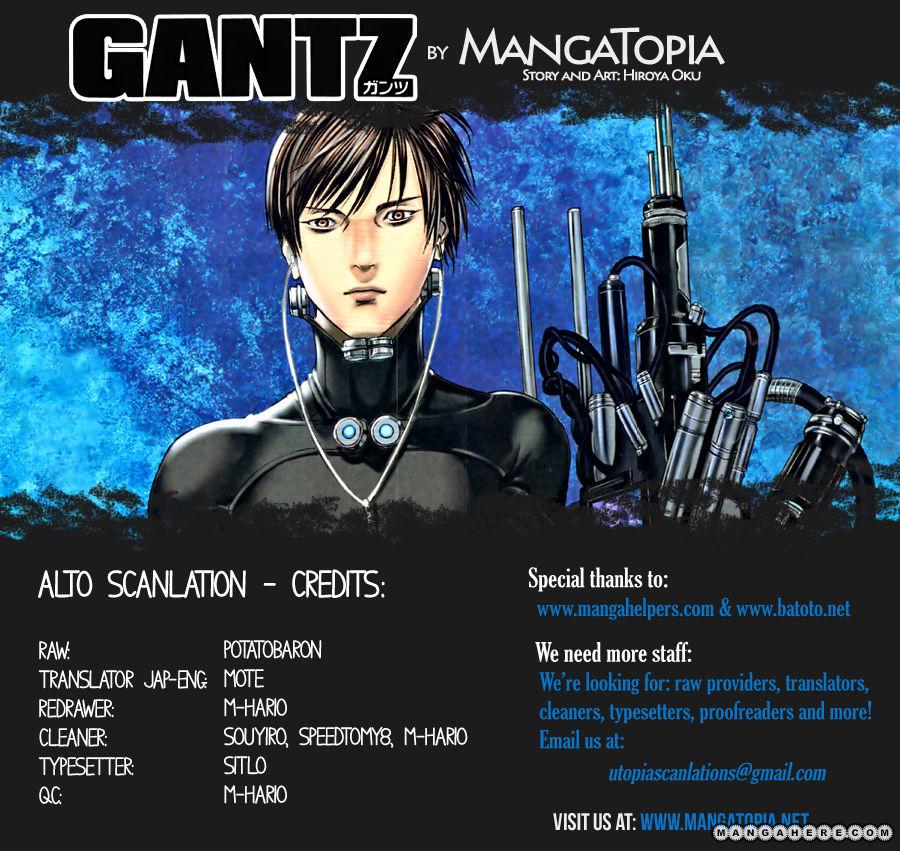 Gantz 360 Page 1