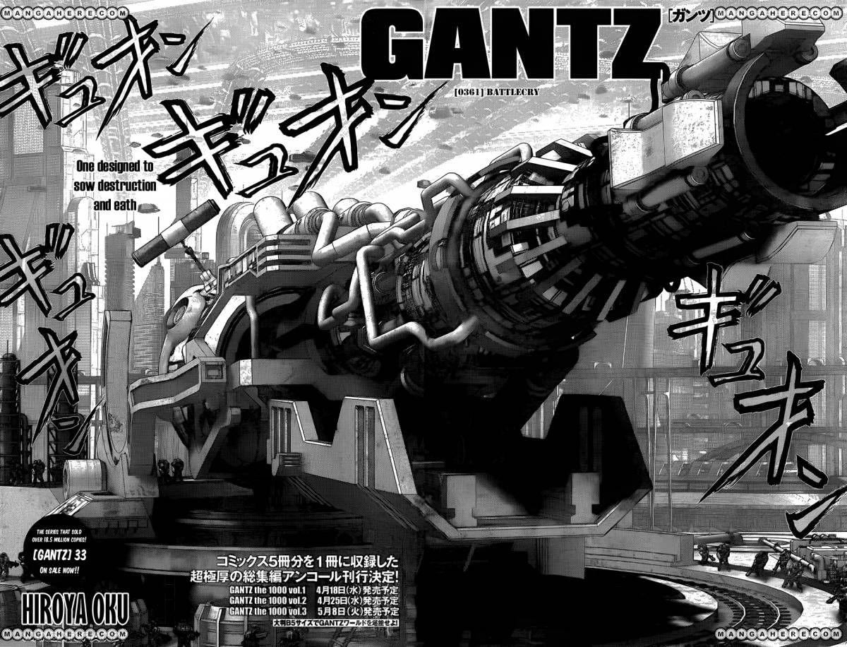 Gantz 361 Page 2