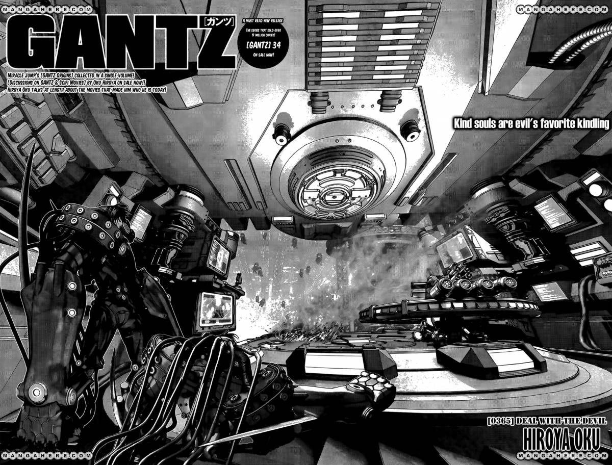 Gantz 365 Page 2
