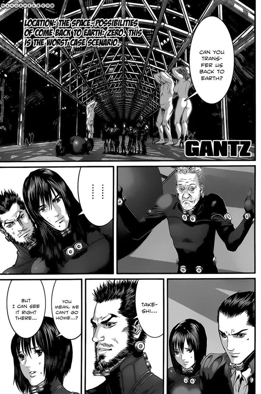 Gantz 373 Page 1