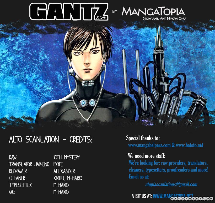 Gantz 380 Page 1