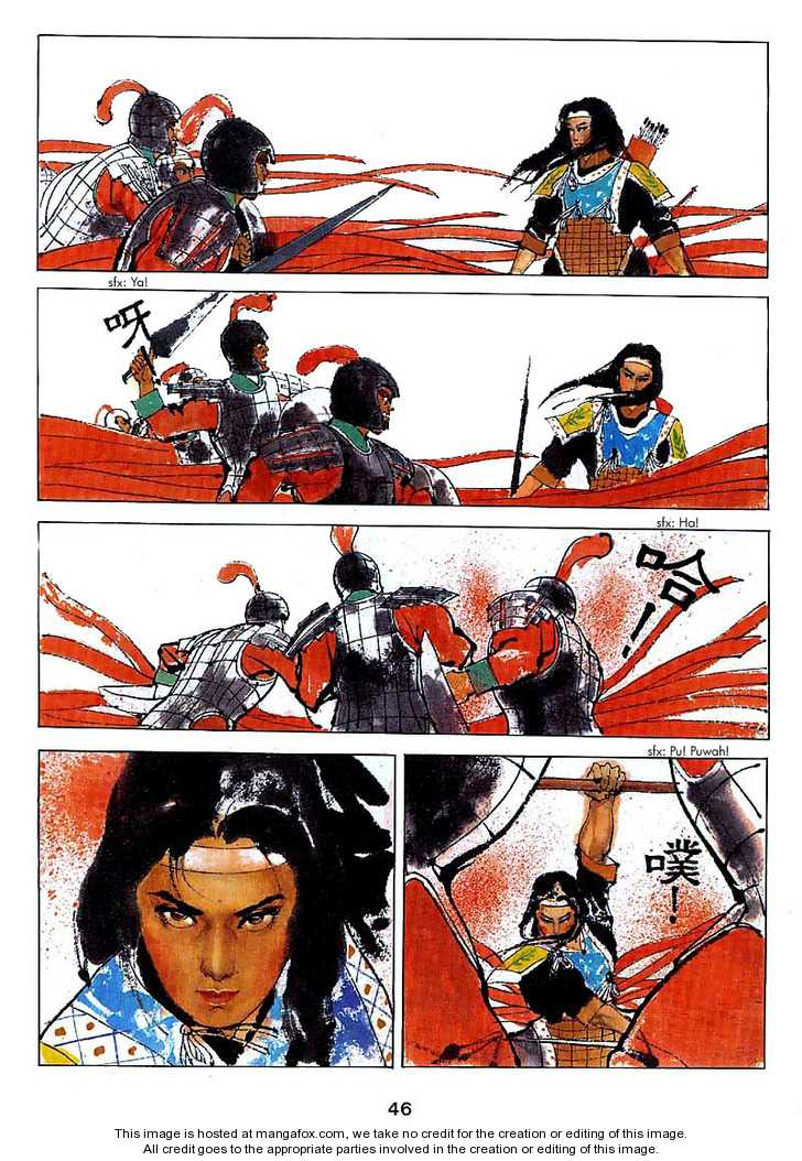 Assassin Story 3 Page 3