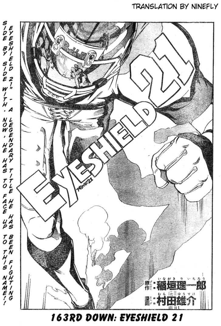 Eyeshield 21 163 Page 1
