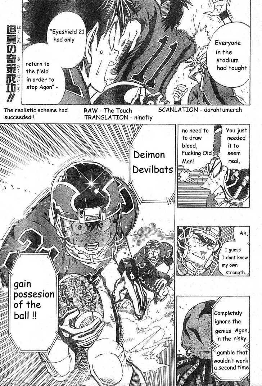 Eyeshield 21 191 Page 1