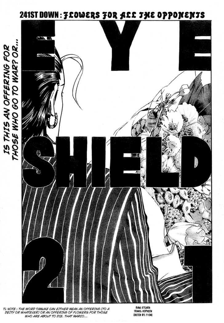 Eyeshield 21 241 Page 1