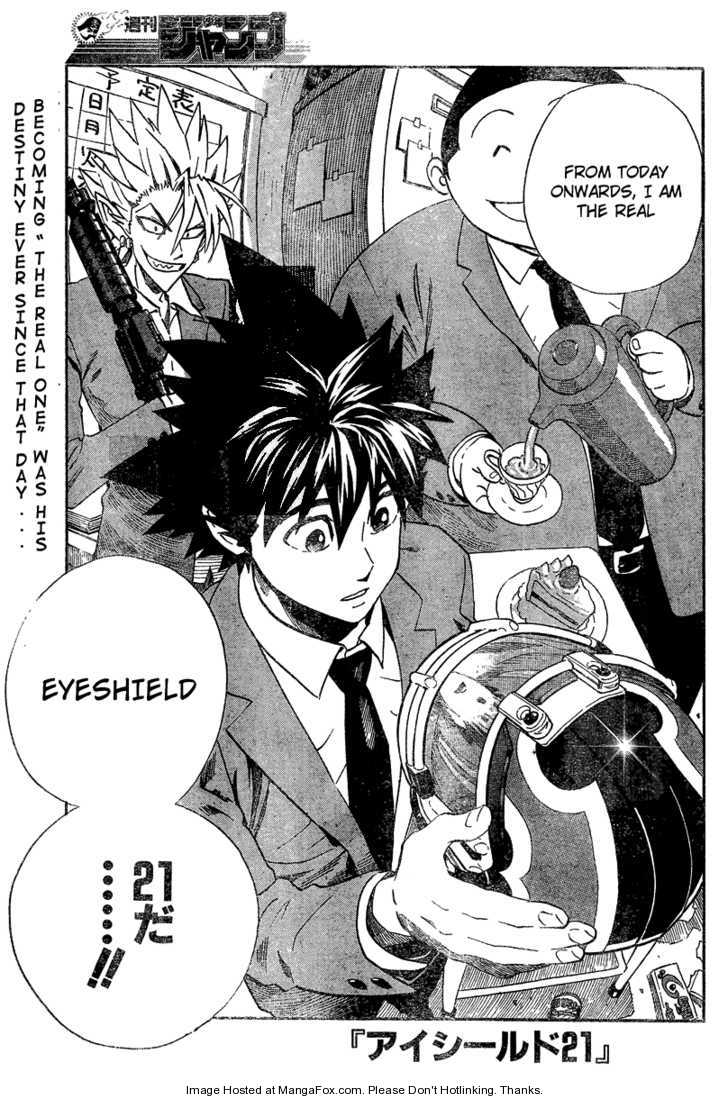 Eyeshield 21 297 Page 1