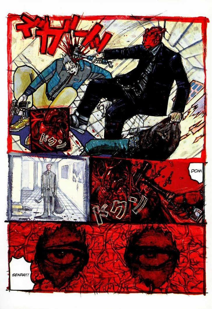Dorohedoro 4 Page 2