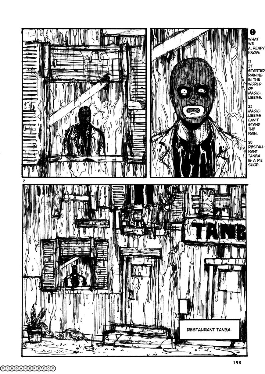 Dorohedoro 109.5 Page 2