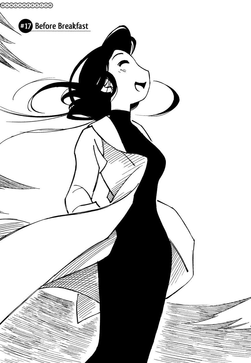 Kabu no Isaki 17 Page 1