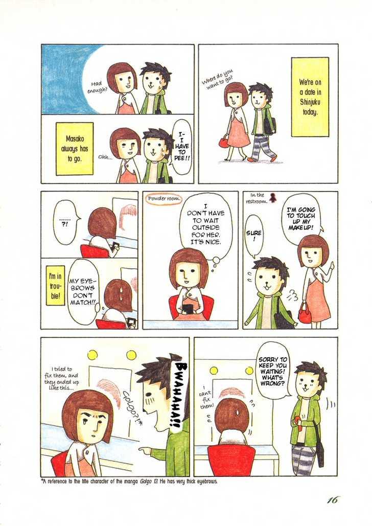 Honey & Honey 2 Page 2