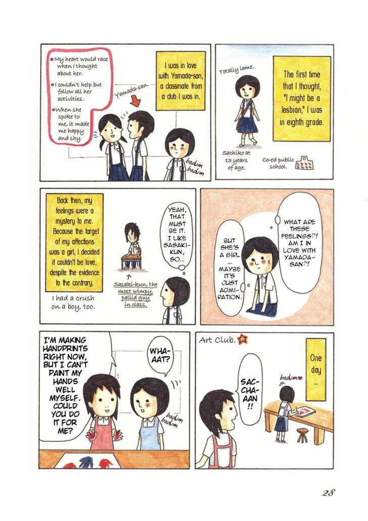 Honey & Honey 4 Page 2