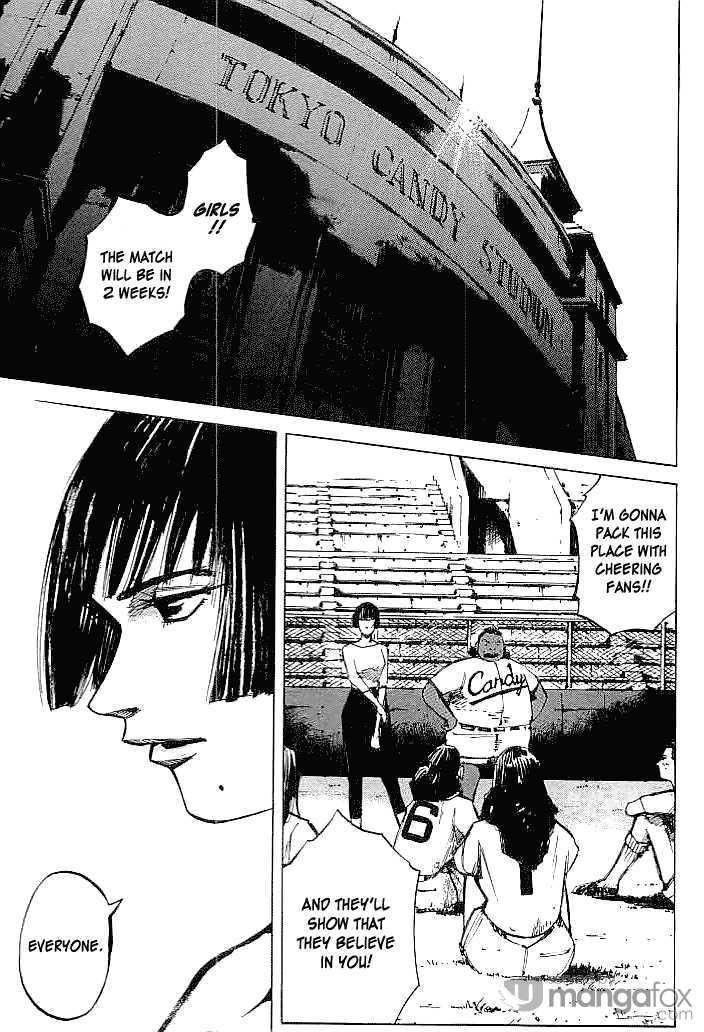 Tetsuwan Girl 35 Page 1
