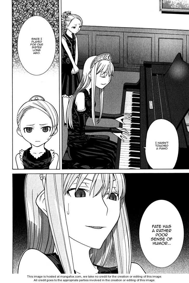 Kaibutsu Oujo 29 Page 3