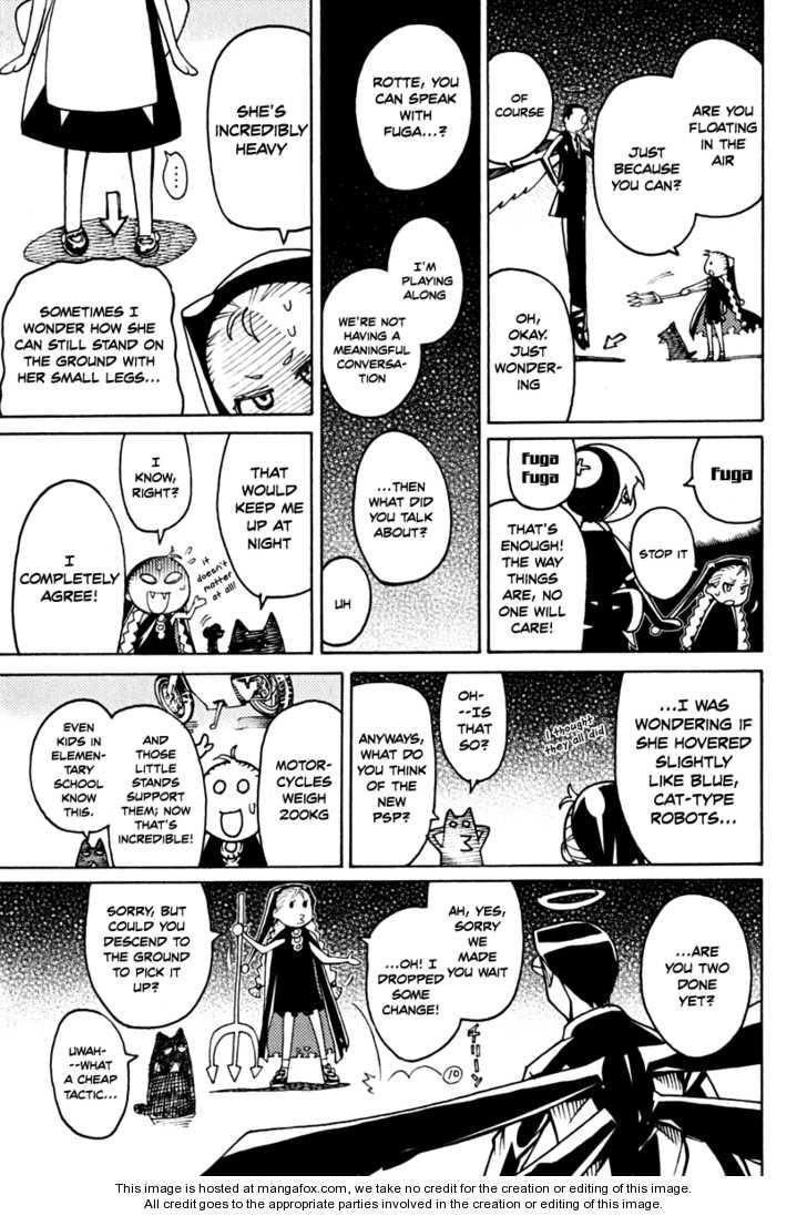 Kaibutsu Oujo 37.5 Page 3