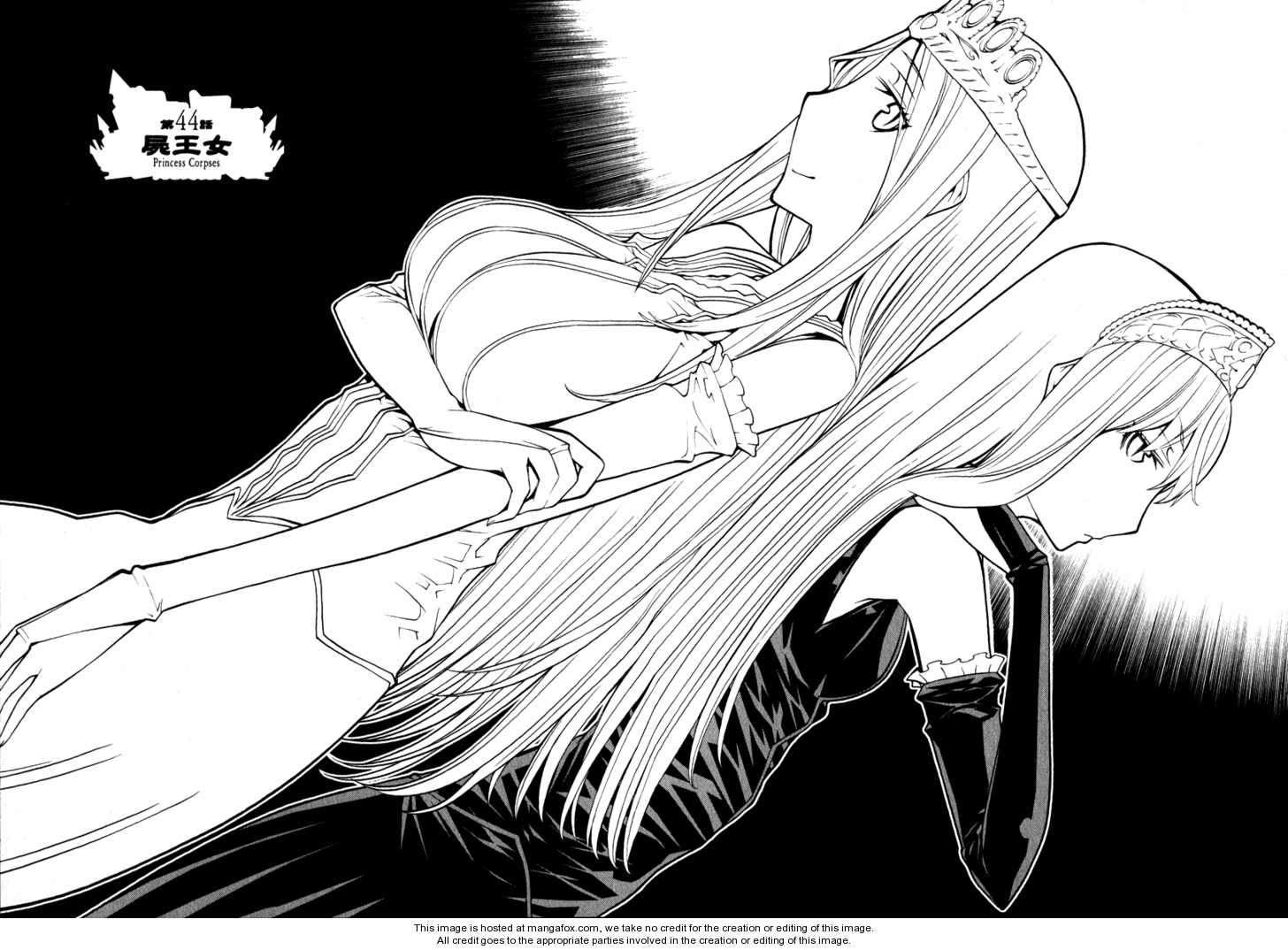 Kaibutsu Oujo 44 Page 2