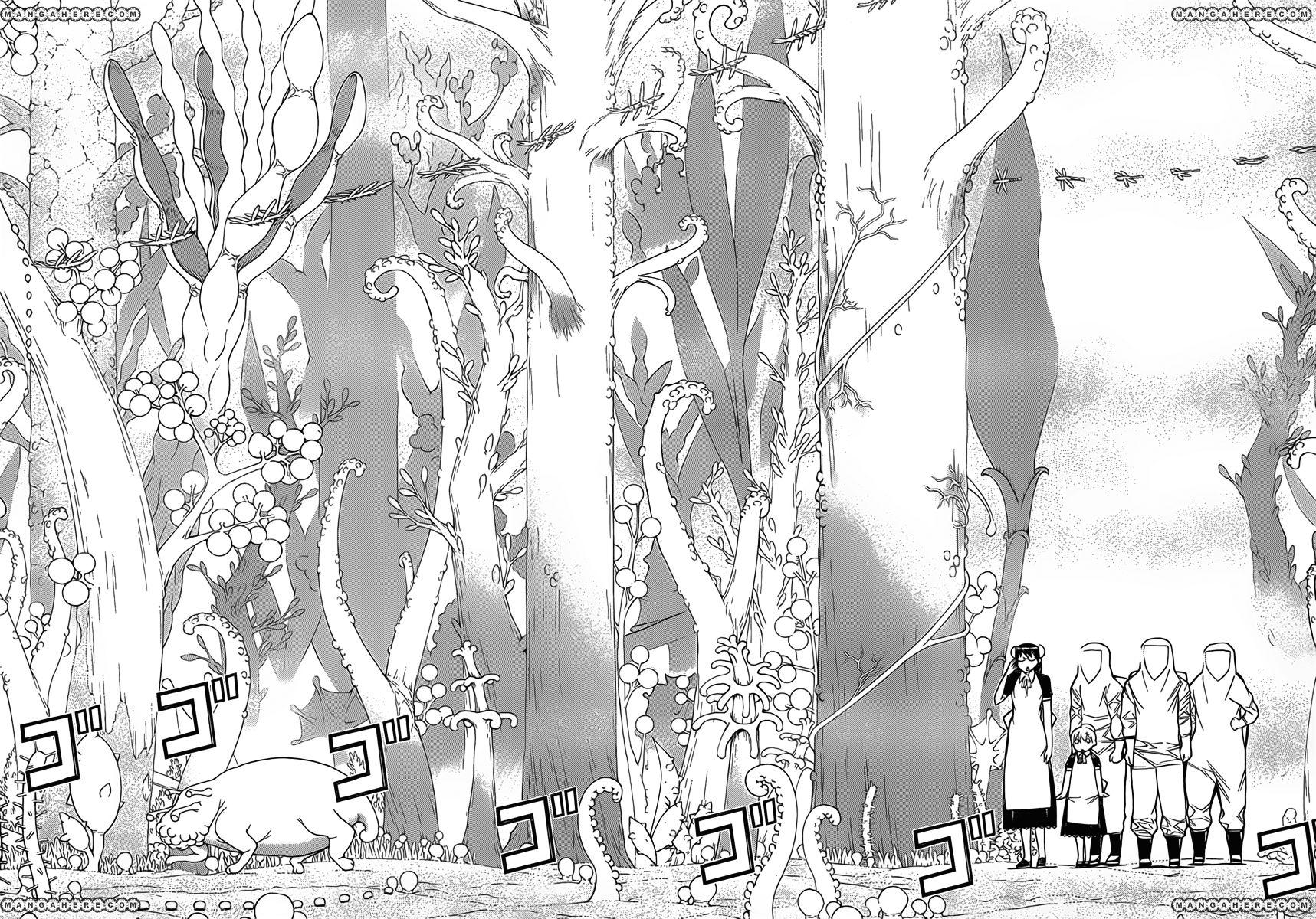 Kaibutsu Oujo 76 Page 15