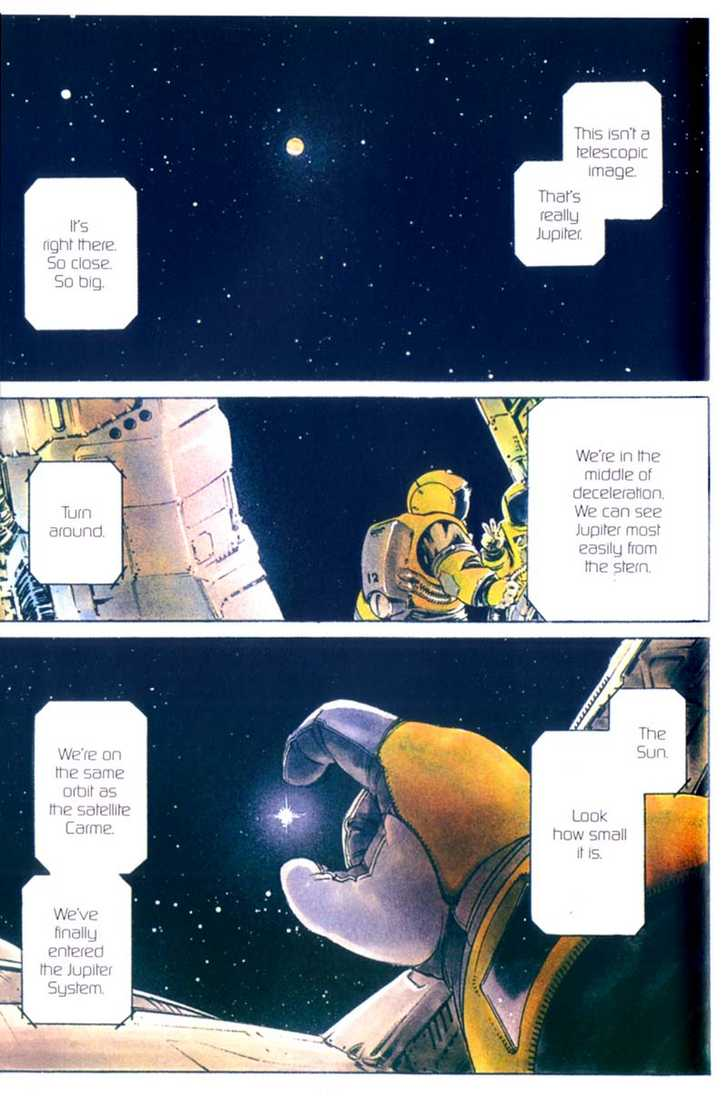 Planetes 25 Page 1