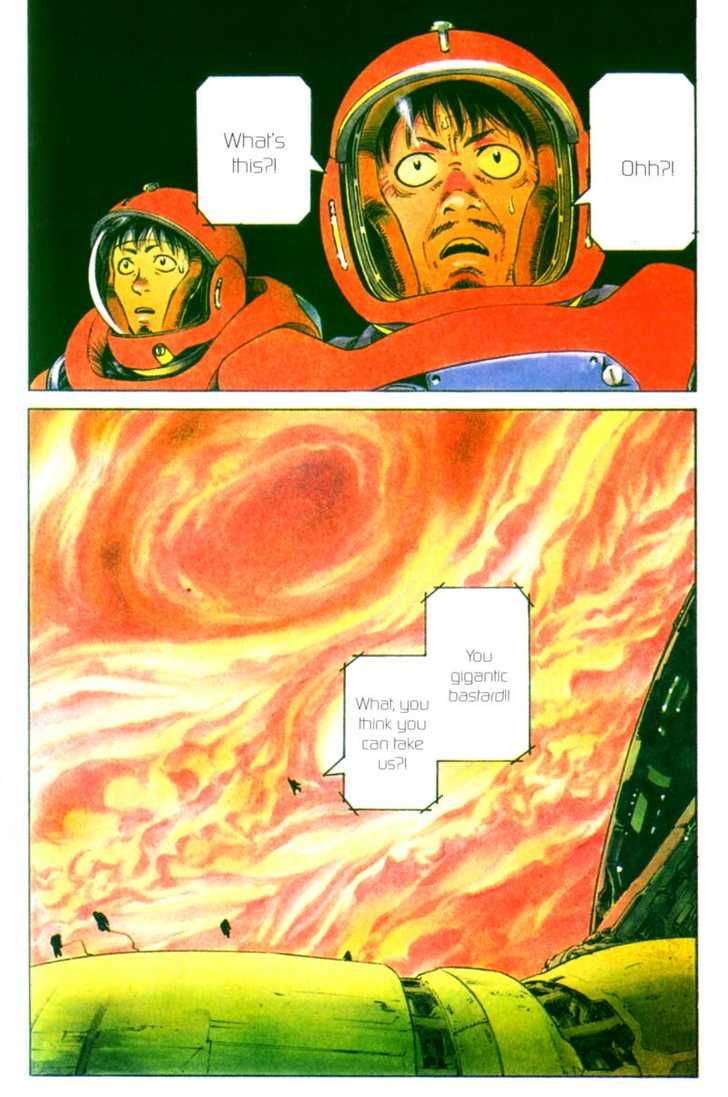 Planetes 26 Page 3