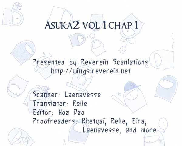 Asuka² 1 Page 1