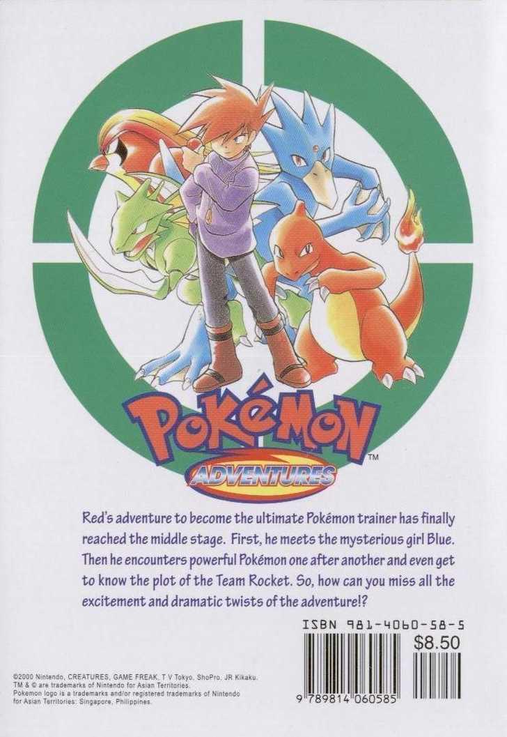 Pokemon Adventures 15 Page 2