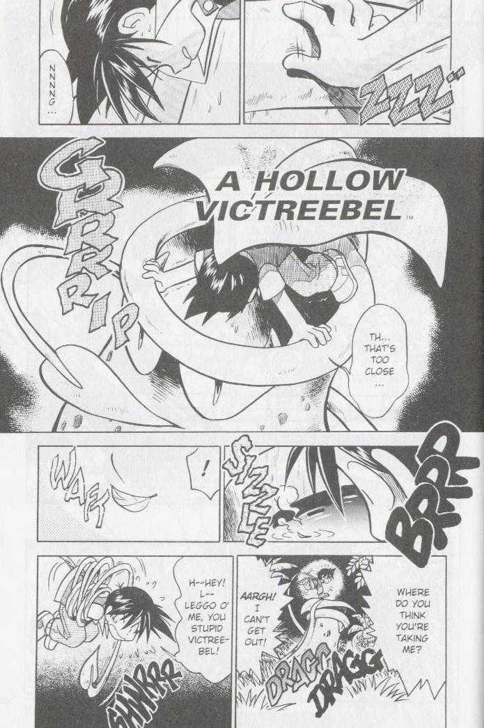 Pokemon Adventures 22 Page 2