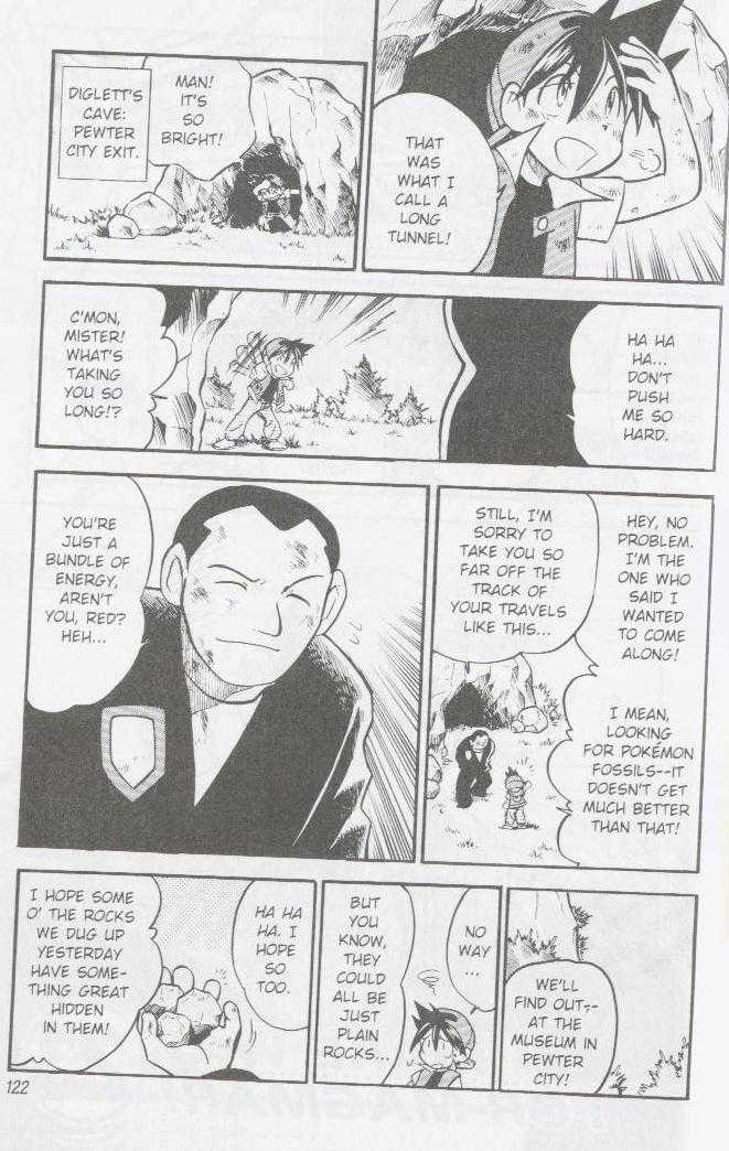 Pokemon Adventures 23 Page 2