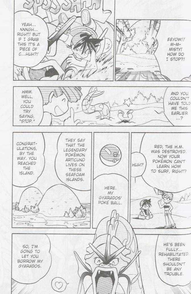 Pokemon Adventures 25 Page 4