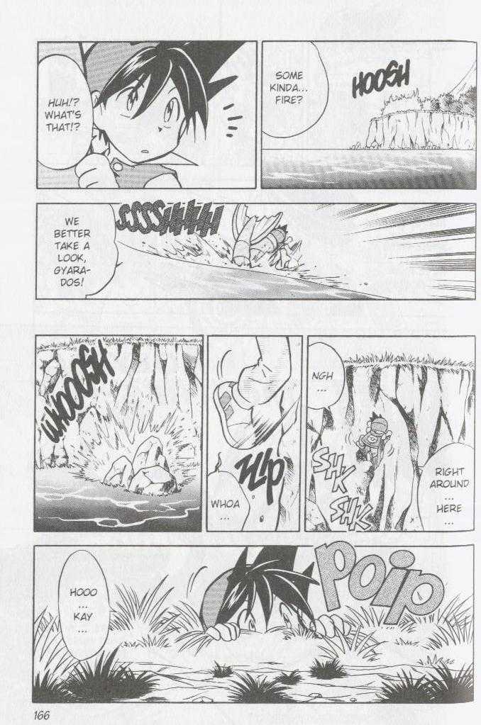 Pokemon Adventures 26 Page 2