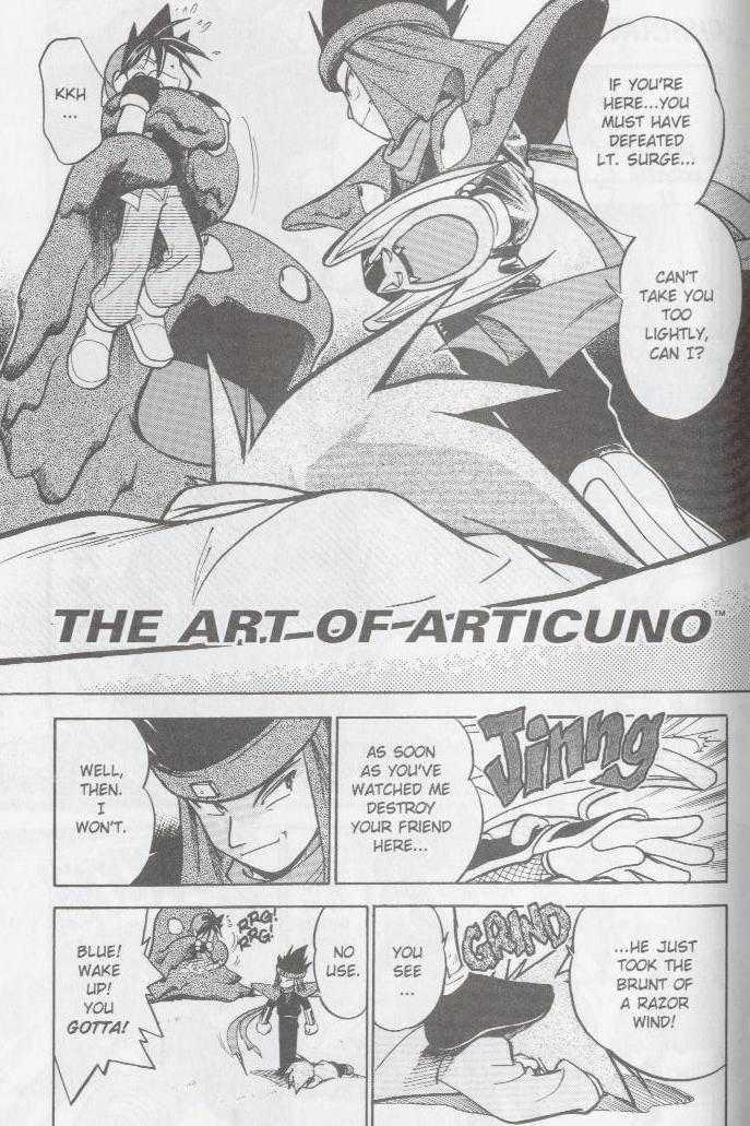 Pokemon Adventures 31 Page 2