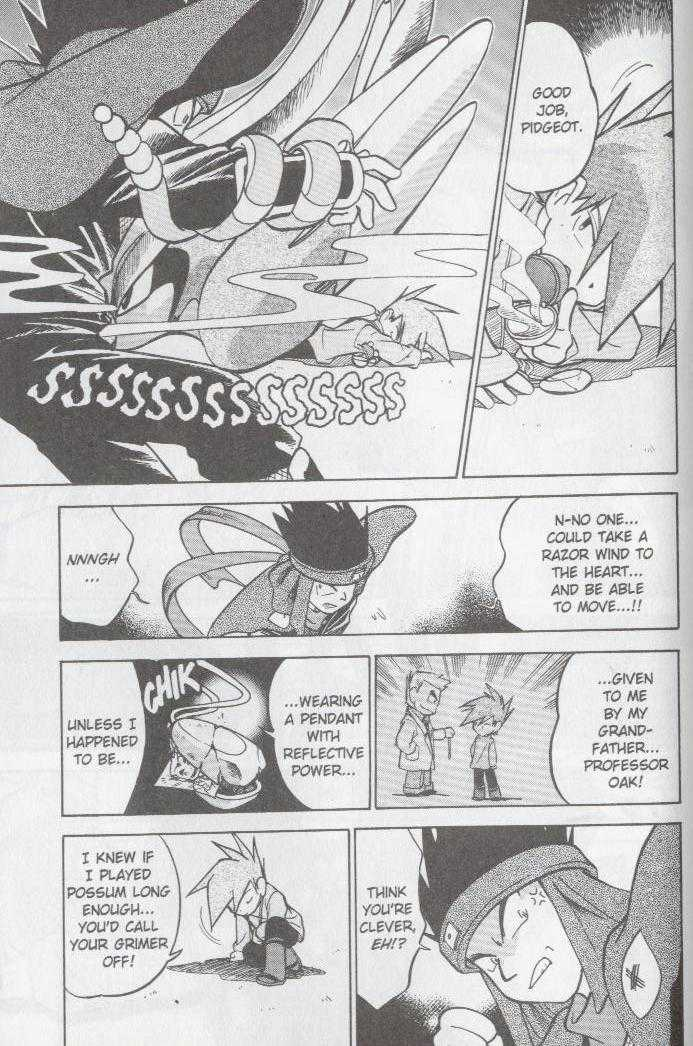 Pokemon Adventures 31 Page 4