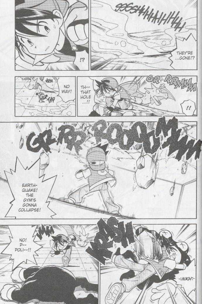 Pokemon Adventures 38 Page 2