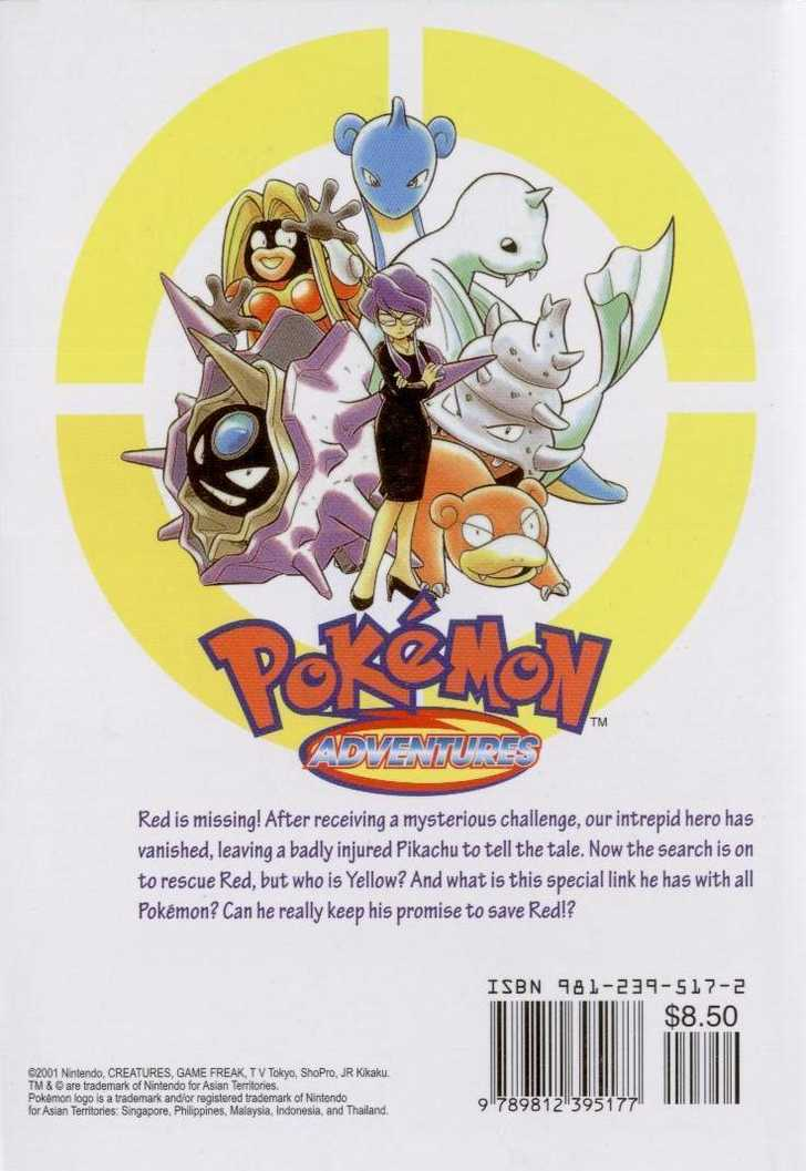 Pokemon Adventures 41 Page 2