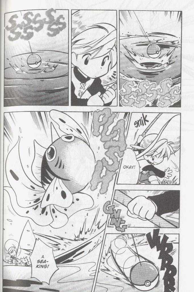 Pokemon Adventures 43 Page 3