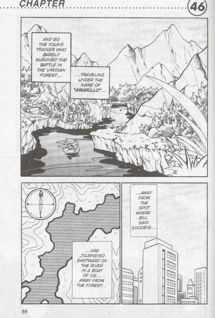 Pokemon Adventures 46 Page 1