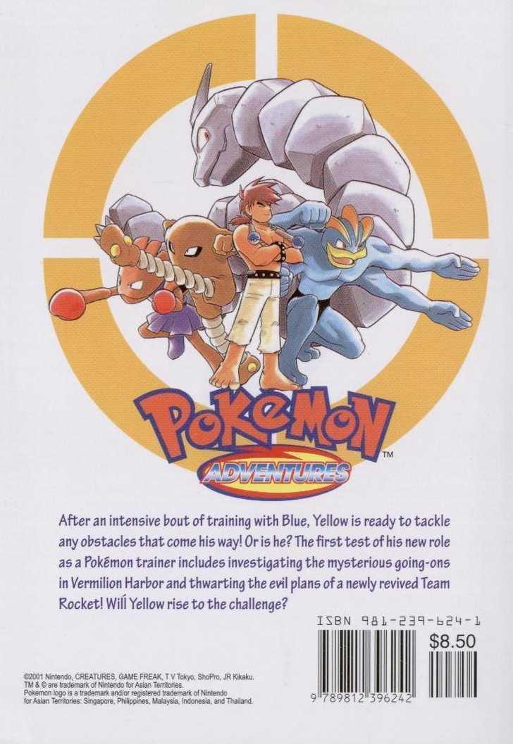 Pokemon Adventures 53 Page 2