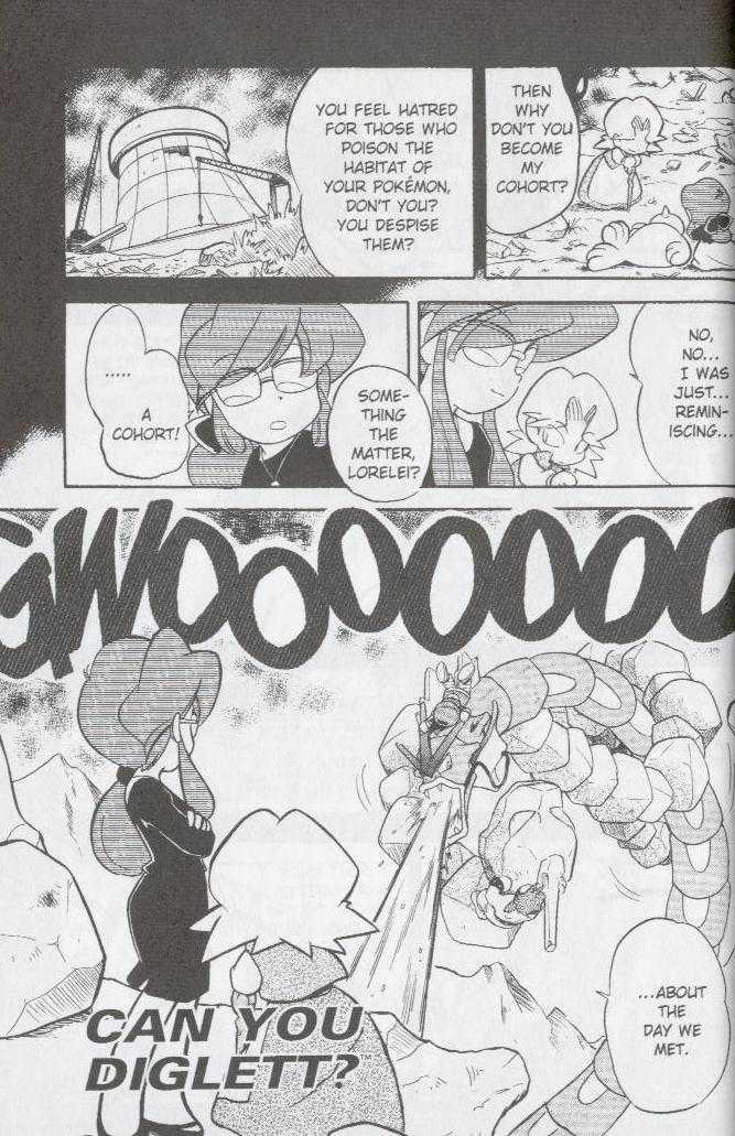 Pokemon Adventures 67 Page 2