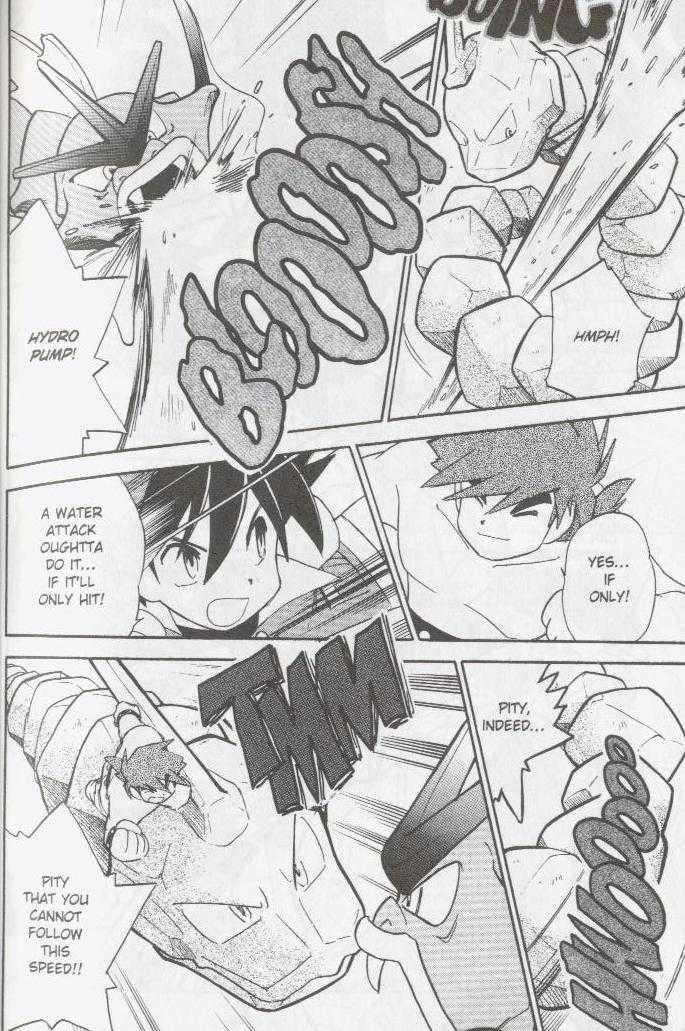 Pokemon Adventures 67 Page 3