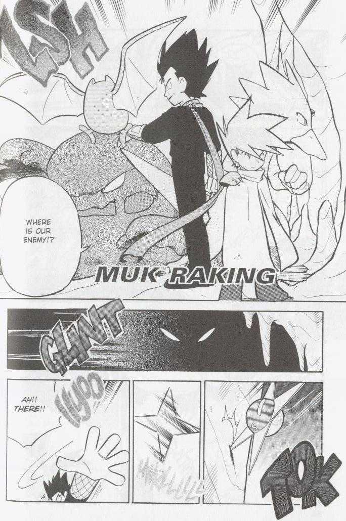 Pokemon Adventures 71 Page 2