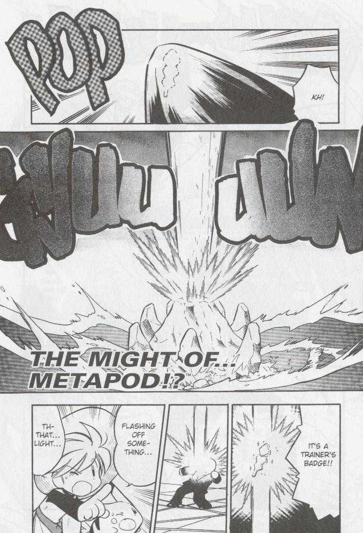 Pokemon Adventures 89 Page 2