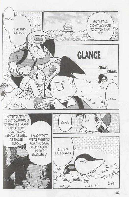 Pokemon Adventures 98 Page 3