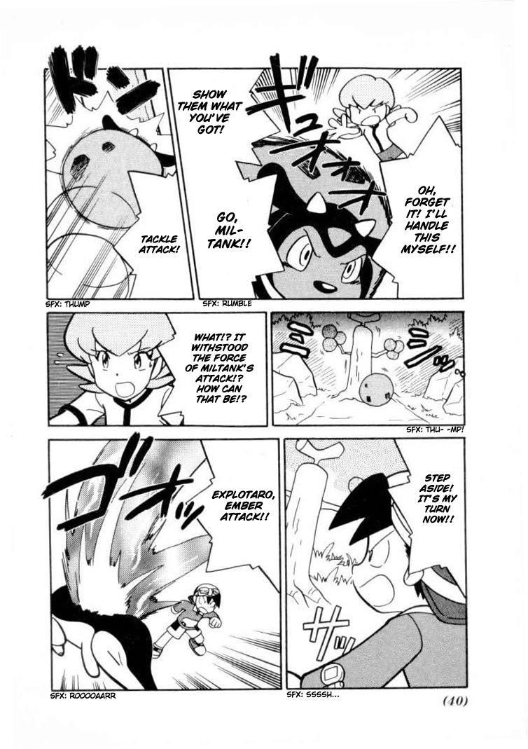 Pokemon Adventures 106 Page 2