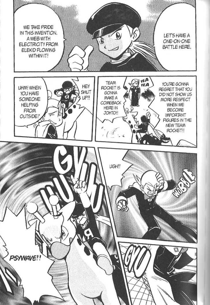 Pokemon Adventures 129 Page 1