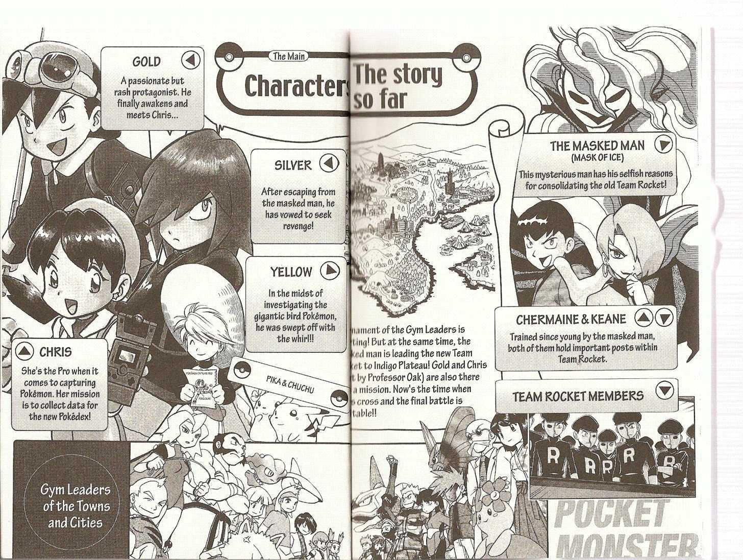 Pokemon Adventures 155 Page 2