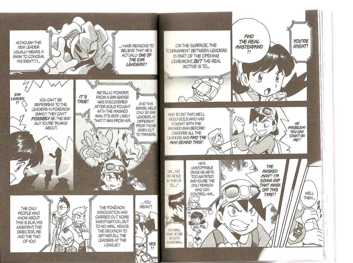 Pokemon Adventures 156 Page 2